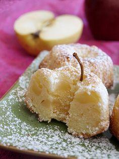 ❥ Petits gâteaux aux pommes