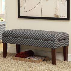 Kinfine Decorative Storage Entryway Bench & Reviews | Wayfair