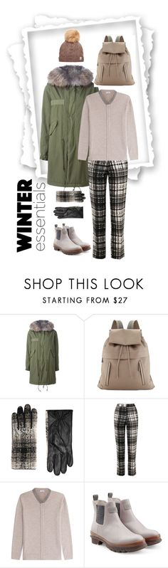 """""""Winter essentials"""" by korichina ❤ liked on Polyvore featuring Mr & Mrs Italy, Brunello Cucinelli, Dorothy Perkins, Topshop, Joules and winteressentials"""