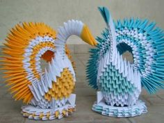 Origami collection: The beggining. A must see as they are truly amazing!