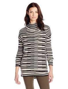 NIC ZOE Women's Stacked Stripes Top >>> This is an Amazon Affiliate link. Want to know more, click on the image.