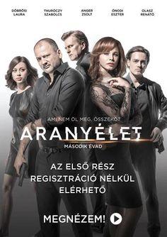 ARANYÉLET | 2. ÉVAD - 1. RÉSZ | HBO GO