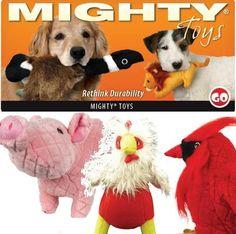 VIP PRODUCTS MIGHTY TOY 丈夫なのに柔らかい Mighty マイティー動物シリーズアメリカで大人気!日本でも何度もテレビ放映されて人気上昇中の 超強度ぬいぐるみ「タフ…