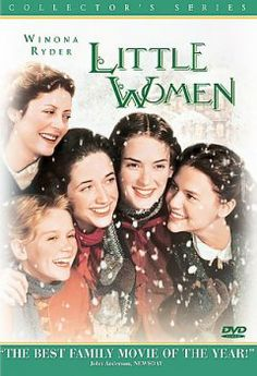 Book by Louisa May Alcott. 1994 movie rated PG. Other versions came out in 1949 and 1933.
