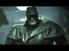 Resident Evil 2 has been remade and horror fans are rejoicing, so we're making sure you know how to survive Mr. X in Resident Evil He's big, he's scary, a. Resident Evil Tyrant, Fallout Wallpaper, Albert Wesker, Video Game Companies, Game Character Design, Video Game Characters, Animation Film, Live Action, Runes