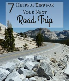 Planning a road trip and don't know where to start? Check out these 7 helpful tips.