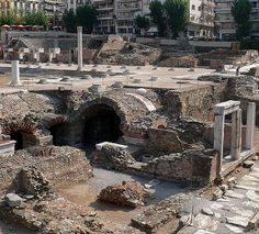 Thessaloniki-Roman Forum