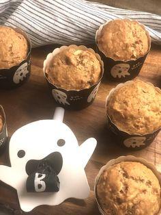 Χορτοφαγικά μάφινς χωρίς γλουτένη, με μήλα! – Gfhappy Muffin, Vegan, Breakfast, Food, Chef Recipes, Cooking, Morning Coffee, Essen, Muffins