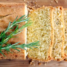 Rosemary Olive Oil Cake Recipe