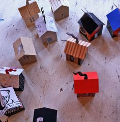 hutch studio: Paper House Workshop