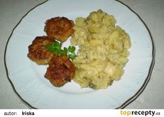 Kyselé brambory recept - TopRecepty.cz