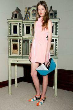 Roland Mouret Resort 2015 Collection: Look 05