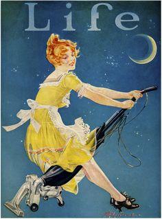 Life magazine 1923
