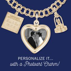 Shop personalized gifts at your retail jeweler! Offering engraved charms or Photoart charms which allows you to put your very own picture on to charms!    #happyholidays #celebrate #christmas #christmasshopping #shopsmall #stockingstuffer #gift  #giftgiving #giftideas #family #friends #love #silver #gold #memories #timeless #jewelry #fashion #family #friends #love  #charm #bracelet