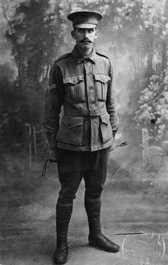 Corporal William Thomas Kenny died 7 August 1916, Pozieres, Somme. Unit: 25th Battalion, Australian Imperial Force. © IWM ( HU 123474)