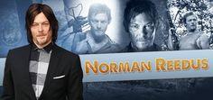 "Norman Reedus, <i>Darryl Dixon</i>, ""The Walking Dead,"" Coming to New Orleans & Philadelphia!"