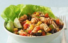 Zesty Corn & Pasta Salad