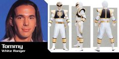 White Ranger: Tommy - Mighty Morphin