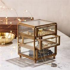 NATURE&DÉCOUVERTE Précieuse boîte à bijoux