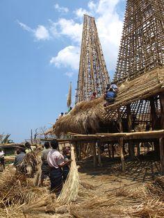 Sumbanese Traditional House Construction