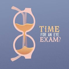 Have you had your annual eye exam this year? Schedule an appointment with us before the year is up ⌛ Your eye health is not something to neglect. Optometry Humor, Optometry Office, Eye Facts, Lake Oconee, Optical Shop, Eye Exam, Eye Doctor, Care Logo, Insta Posts