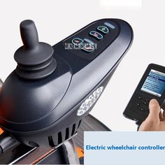146.30$  Buy now - New Arrival DC 24V 50A  Universal 360 Degrees Brush Motor Joystick Controller 5 Files Adjustable Electric Wheelchair Controller  #aliexpressideas