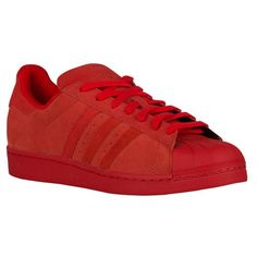super popular e2095 2392b Adidas Superstar in Red - Women s 9 brand new with tags. no box (but can  send with other shoe box). women s size 9   men s size true to size.