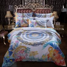 Fresh arriving IvaRose Bohemia Bedding set Tribute Silk Egyptian Cotton King Queen size bed set 4Pcs duvet cover bed/flat sheet set pillowcases now you can purchase US $236.58 with free shipping  yow will discover this particular piece and far more at our online site      Get it right now the following >> http://bohogipsy.store/products/ivarose-bohemia-bedding-set-tribute-silk-egyptian-cotton-king-queen-size-bed-set-4pcs-duvet-cover-bed-flat-sheet-set-pillowcases/,  #BohoGipsyStore