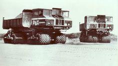 Tioumen Swamp buggys t Heavy equipment New Trucks, Cool Trucks, Cool Cars, Heavy Construction Equipment, Heavy Equipment, Offroader, Train Truck, Old Tractors, Heavy Machinery