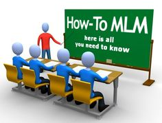 Here is How-to MLM?