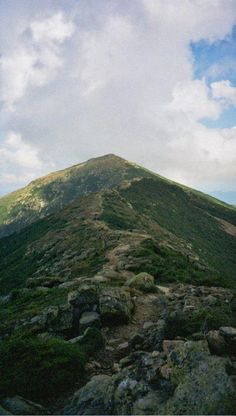 Franconia Ridge Hike, New Hampshire (the one place I've hiked! ~z)
