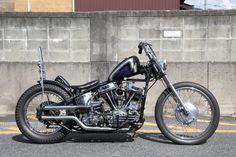Cool Bike,just the style I like. Custom Choppers, Custom Harleys, Custom Motorcycles, Custom Bikes, Custom Bobber, Victory Motorcycles, Triumph Motorcycles, Harley Davidson Motorcycles, Harley Panhead
