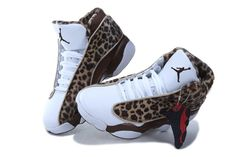 jordan retro 13 kids size 4 | Cheap 2013 New Kids Air Jordan 13 Retro Leopard Brown White Sale