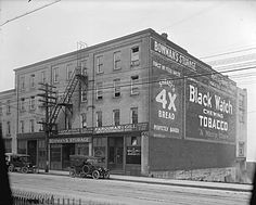 ghost signs (via @Sisters Thrift Boutique)