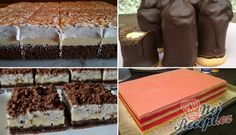 Tipy a triky No Bake Cake, Vanilla Cake, Tiramisu, Food And Drink, Treats, Baking, Ethnic Recipes, Sweet, Desserts