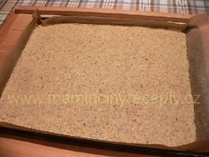 Ořechovo-žloutkové cukroví Food, Decor, Decoration, Essen, Meals, Decorating, Yemek, Eten, Deco