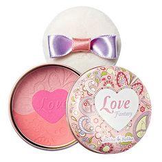Holika Holika Love Fantasy Blusher 7g 02 Peach Fantasy | eBay Price:US $9.92 Description: Cover your pores and blackheads creating a smooth complexion. Visit: http://cgi.ebay.com/ws/eBayISAPI.dll?ViewItem&item=231050028332&ssPageName=STRK:MESE:IT
