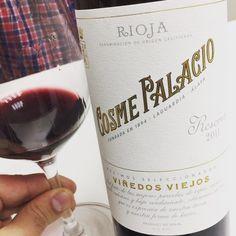Cosme Palacio Reserva 2011 (Tempranillo Rioja) #videocata #vino #tinto #tempranillo #uvinum @grupobodegaspalacio1894