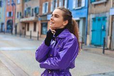 Little village in France Rain Jacket, Windbreaker, France, Jackets, Travel, Fashion, Down Jackets, Moda, Viajes