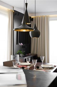 Beauty Tom Dixon Lighting for Different Lighting in Every Room in Your Home - Page 13 of 22 Copper Lighting, Cool Lighting, Lighting Design, Deco Luminaire, Luminaire Design, Tom Dixon Lampe, Tom Dixon Lighting, Home Decor Furniture, Furniture Design