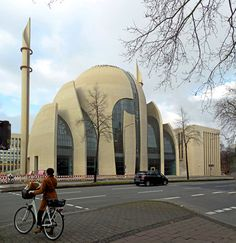 Cologne Central Mosque Cologne, Germany