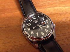 [0225-201406] 50年変わらず、世界で愛されて今も出続けるSEIKOを代表する時計 SEIKO 5 Automatic | Life Style Image