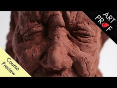 How to Sculpt a Portrait with Air Dry Clay Air Dry Clay, Art Techniques, Clay Art, Art Tutorials, Professor, Sculpting, Fine Art, Portrait, Create