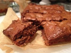 Almond Butter Brownies - Food Babe
