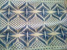 @ Swedish Embroidery, Diy Embroidery, Cross Stitch Embroidery, Embroidery Patterns, Types Of Embroidery, Cross Stitch Patterns, Swedish Weaving Patterns, Chicken Scratch Embroidery, Monks Cloth