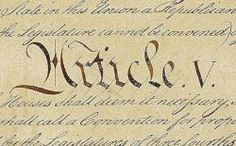 Tennessee Becomes 5th State to Pass Resolution Calling For Article V Convention