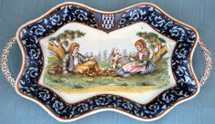 love quimper?: Alluring and Endearing: Children and Quimper Pottery.