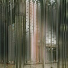 ralf brueck distorts architecture and nature into sci-fi scenarios Stanley Kubrick, Photo Sculpture, Unknown Pleasures, Collage Drawing, Distortion, Facade, City Photo, Art Photography, Sci Fi