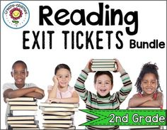 Create abilities  from  Reading Exit Ticket BUNDLE 2nd on TeachersNotebook.com -  (100 pages) - You will receive 50 reading passage for fiction and nonfiction topics.