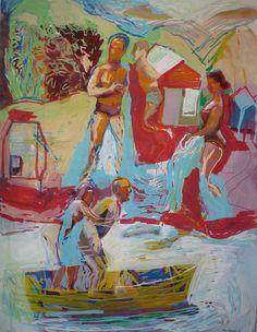 Rémi Champseit Paris, Painting, Style, Illustrator, Painters, Swag, Montmartre Paris, Painting Art, Paris France